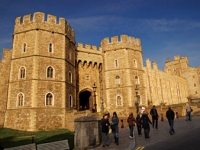 Londres - Castillo de Windsor & Palacio de Hampton