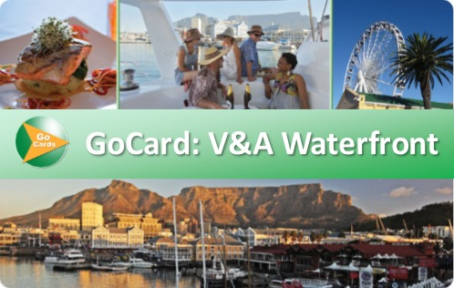 Cape Town - GoCard V & A Waterfront