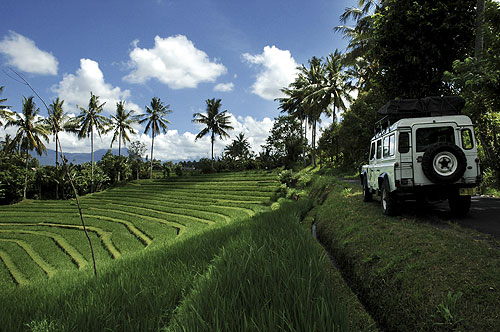 Bali - Safari 4x4 off-road