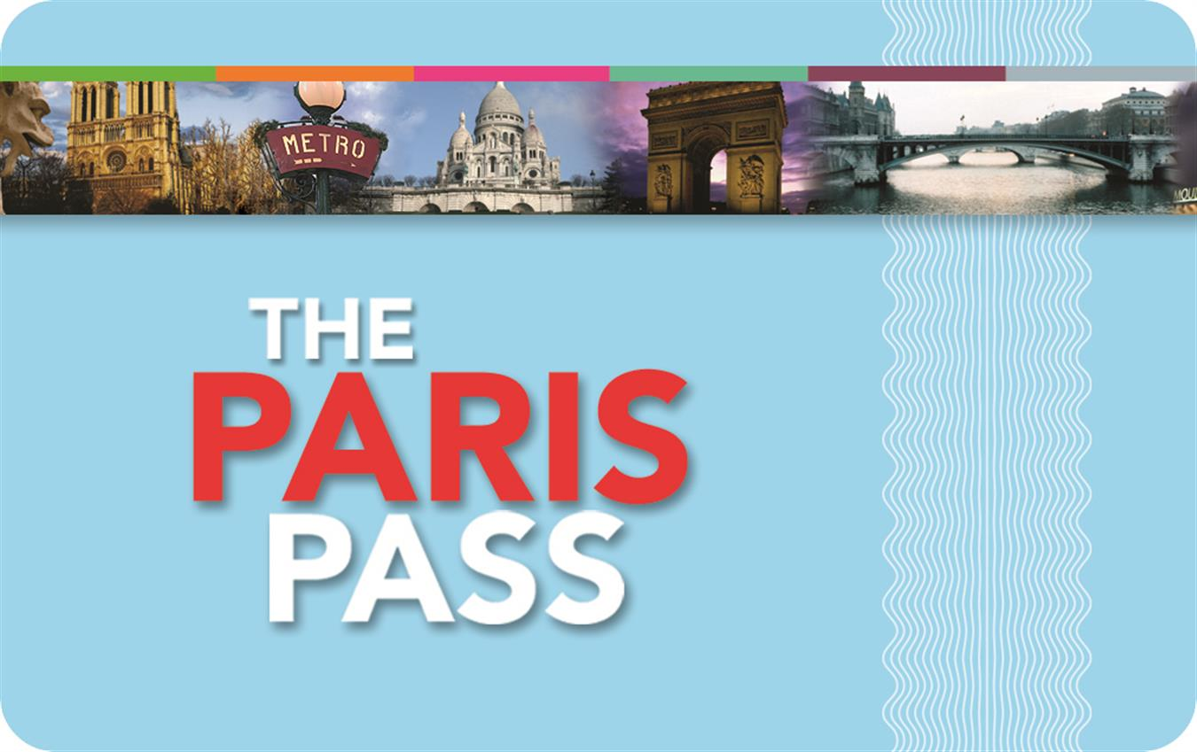 Paris Pass por 2 días