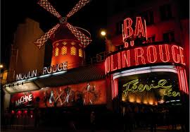 Paris - Show y champagne en el Moulin Rouge
