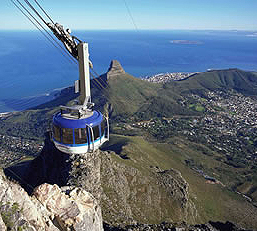 Cape Town - City Tour & Table Mountain
