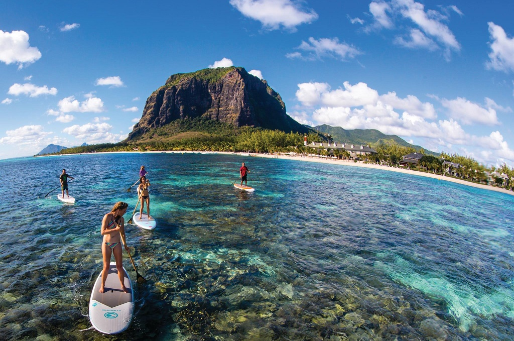 Mauritius - SUP Safari (Stand Up Paddle)